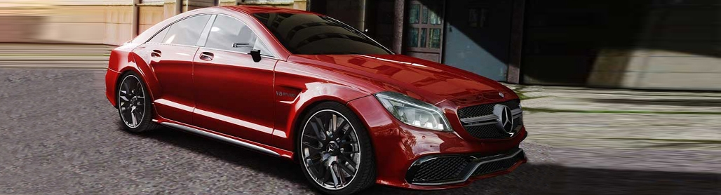 CLS 2015 218 63 AMG