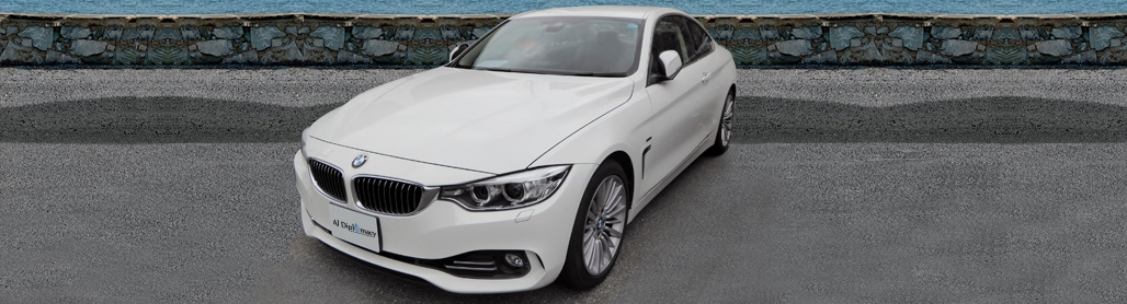 F32 COUPE 2014 - 2017