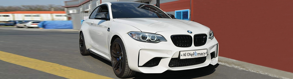F87 M2 COUPE 2016 -2017