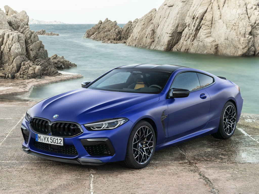 F92 M8 COUPE 2019-